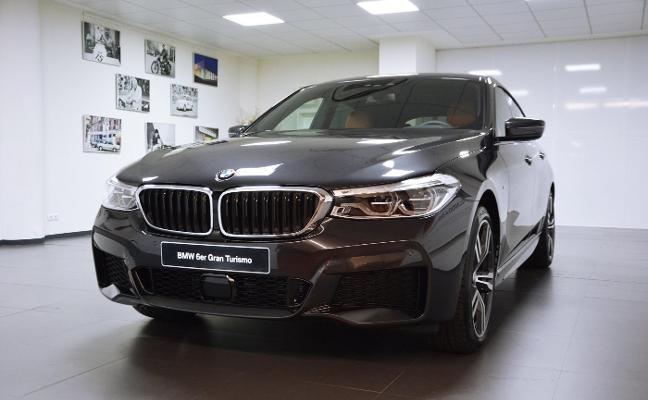 El BMW Serie 6 GT, ya  a la venta en Bertolín
