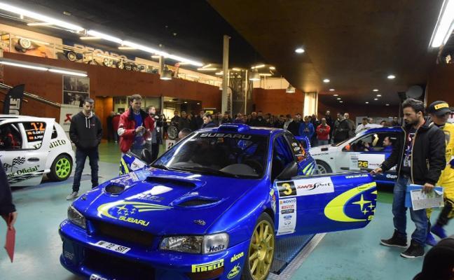 Todo a punto para el 18 Rally Valencia
