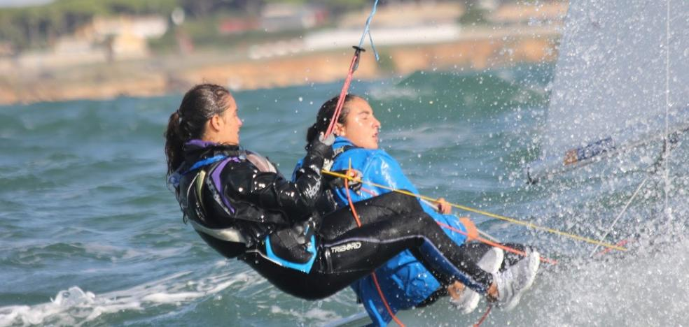 Miñana y Sebastià, campeonas de España