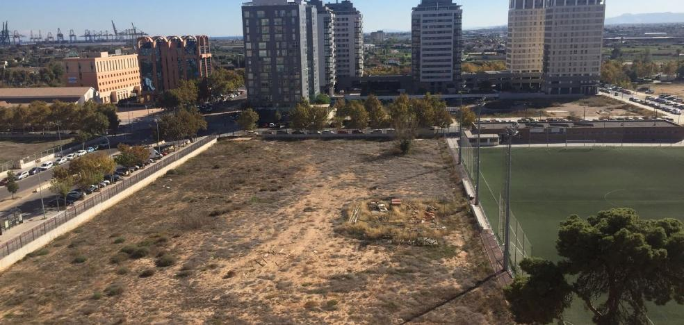 Vecinos de Quatre Carreres rechazan la ubicación de los talleres de la T2 en el barrio