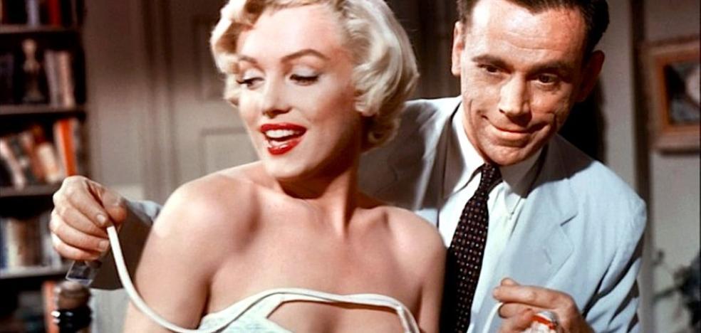 Los gustos gastronómicos de Marilyn