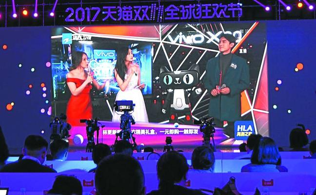 La locura consumista de los solteros chinos