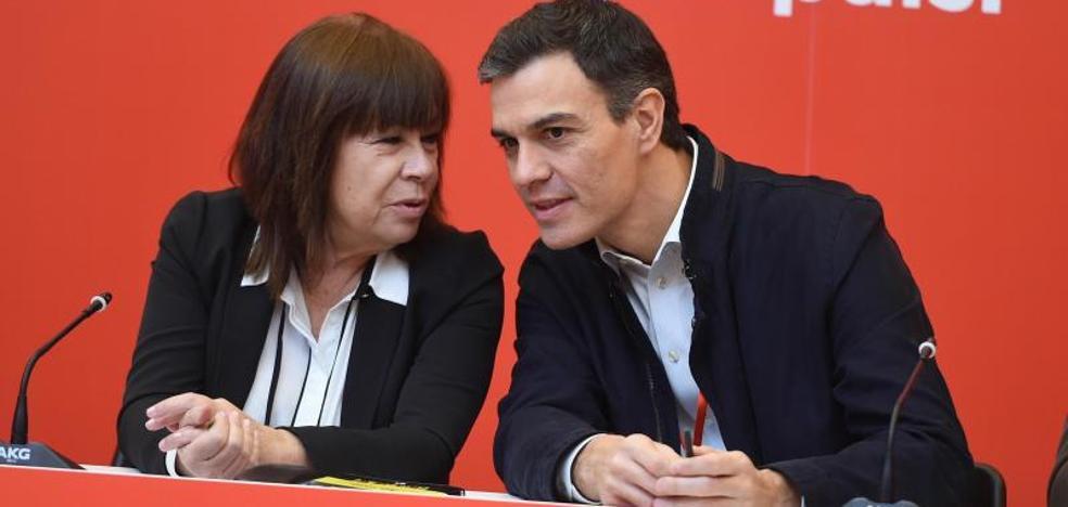 Sánchez reivindica el derecho de la izquierda a invocar el nombre de España
