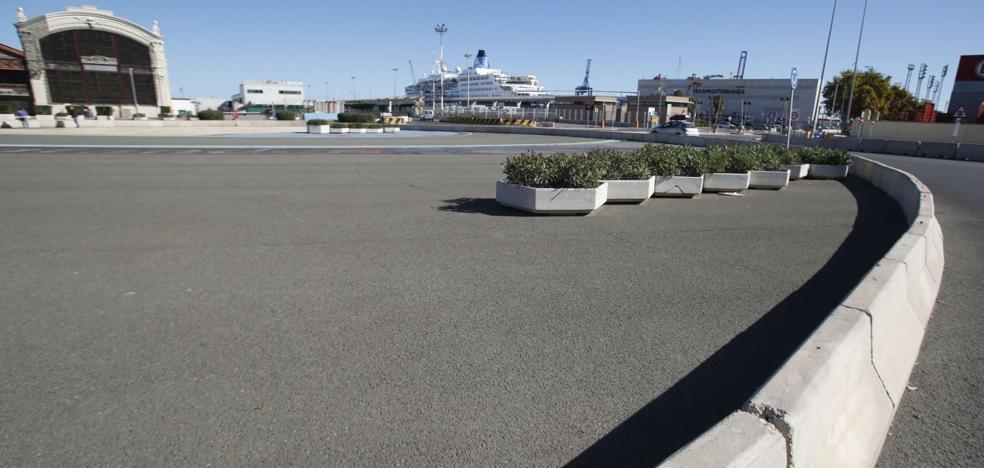 El circuito de F-1 de Valencia empieza a ser historia