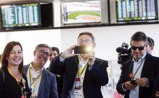 Ximo Puig confirma que quiere convertir el Circuit de Cheste en un centro de ocio familiar
