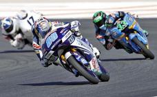 Sigue en directo la carrera de Moto3 del GP de Valencia