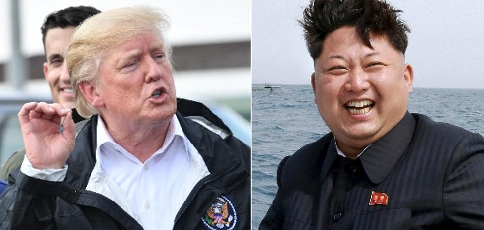 Donald Trump llama «enano y gordo» a Kim Jong-un
