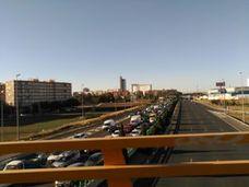 Dos accidentes colapsan la Ronda Norte de Valencia