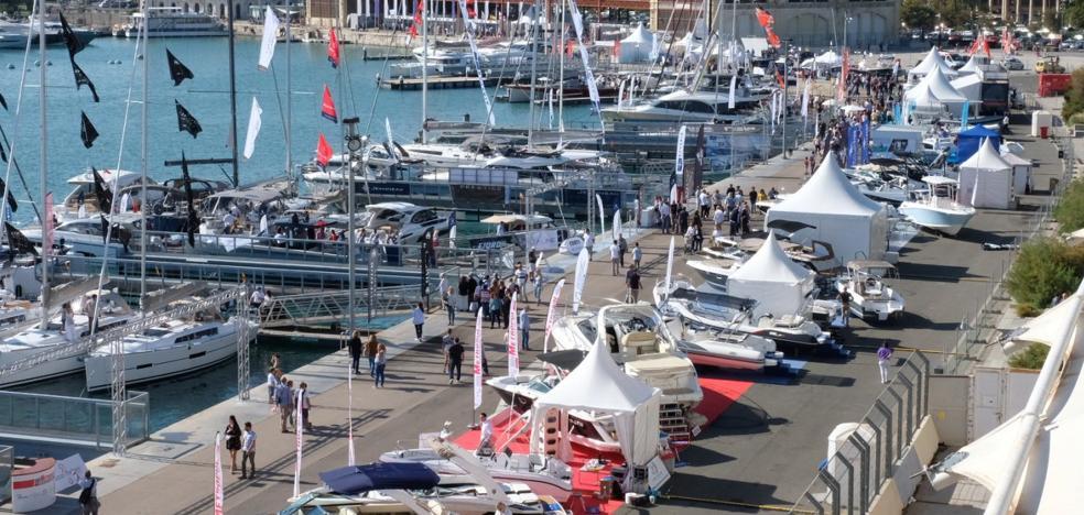 El Valencia Boat Show repite el éxito de 2016