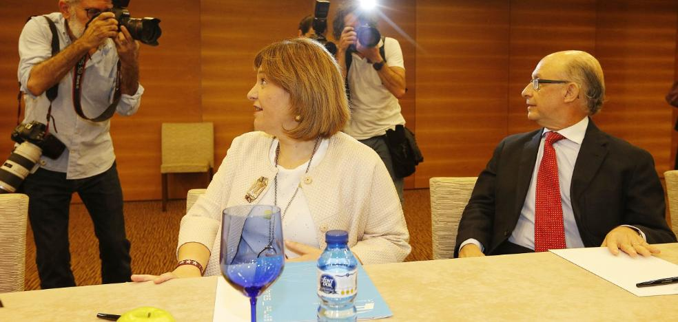 PSPV y Compromís cargan contra Bonig tras anunciar su reunión con Montoro