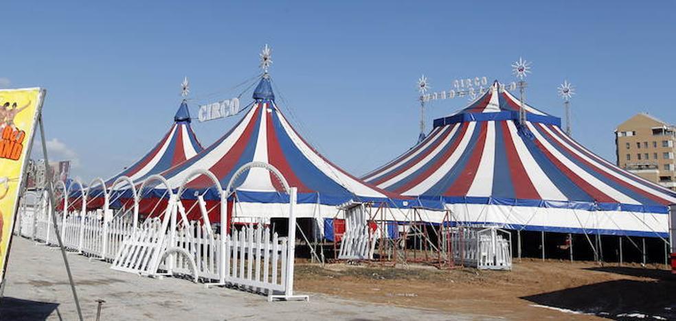 El Circo vuelve a Valencia por Navidad