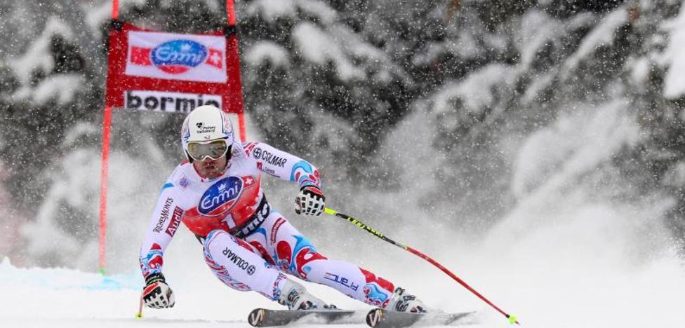 Muere el esquiador francés David Poisson durante un entrenamiento