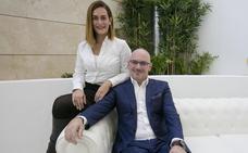 En familia con Miguel Alvarado y Laura Rodríguez