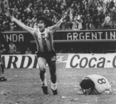 Kempes: «No jugué para la dictadura sino para que Argentina saliera campeona»