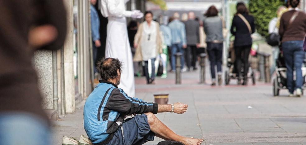 La pobreza se dispara hasta el 40% entre los valencianos con un contrato temporal