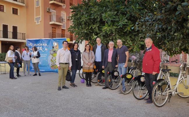El servicio de alquiler de bicicletas Xufabike se amplía a Port Saplaya