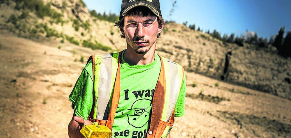 Los nuevos mineros de Klondike