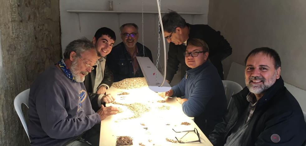 «Microhallazgos» en la Cova del Comte de Pedreguer