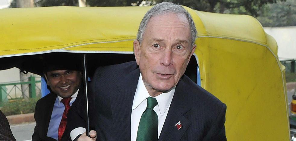 Michael Bloomberg dona 50 millones de dólares para el fin progresivo del carbón en Europa