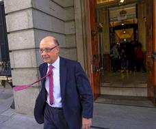 Montoro desvela que el PSOE le ha pedido negociar la nueva financiación en la comisión territorial sobre Cataluña