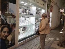 La Policía Nacional detiene en Dénia al autor del robo en una céntrica joyería a las pocas horas de perpetrarlo