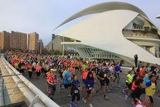 Recorrido, tiempos de paso y calles cortadas del 10K Valencia 2017