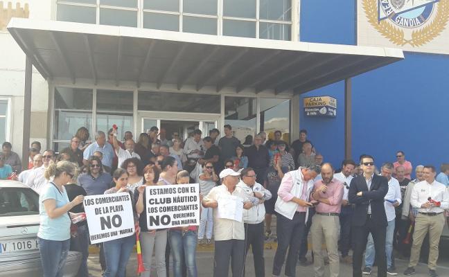 La directiva del Náutico de Gandia recurrirá a la vía judicial si no le otorgan la concesión