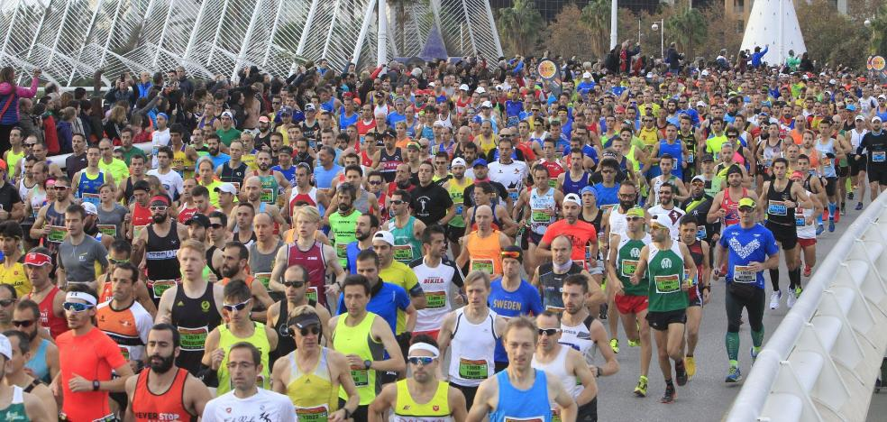 Un maratón con grandes cifras