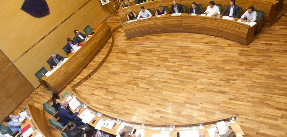 PSPV y Compromís se reparten el 72% del total de convenios de la Diputación