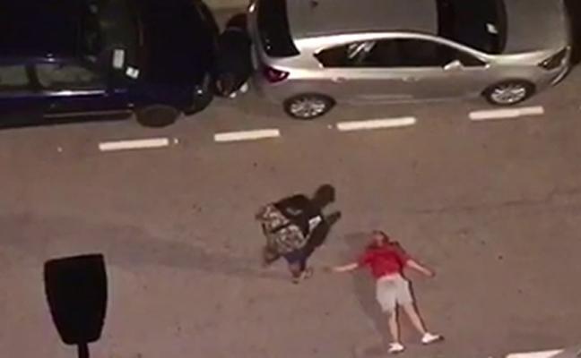Vídeo | Terror en las calles de Tres Forques