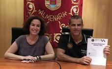La alcaldesa de Almenara, investigada por colocar al jefe de la Policía Local