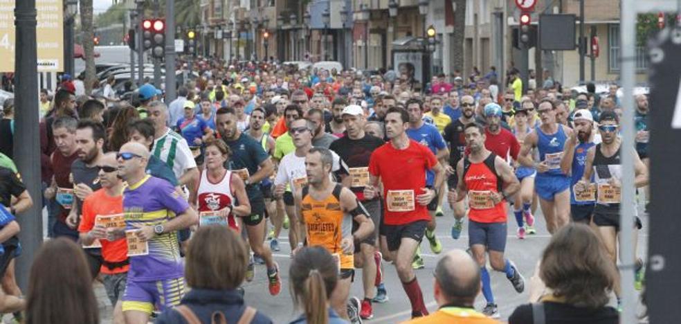 Valencia se prepara para un Maratón de récord