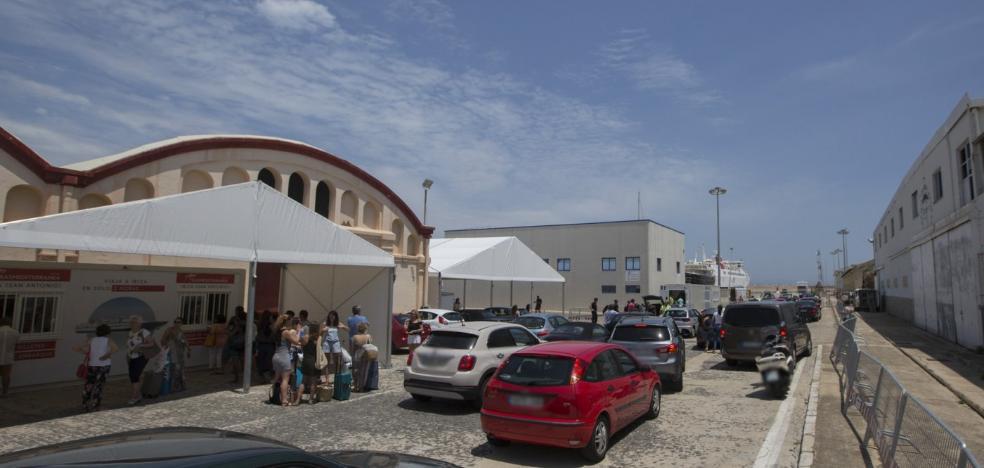 Gandia volverá a estar conectada por ferri con las Baleares a partir de Semana Santa