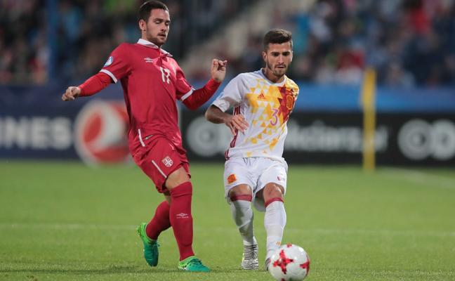 El Benfica quiere colocar cedido en el Valencia al joven extremo Andrija Zivkovic