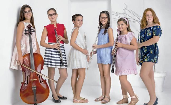 Las sociedades musicales ya honran a Santa Cecilia