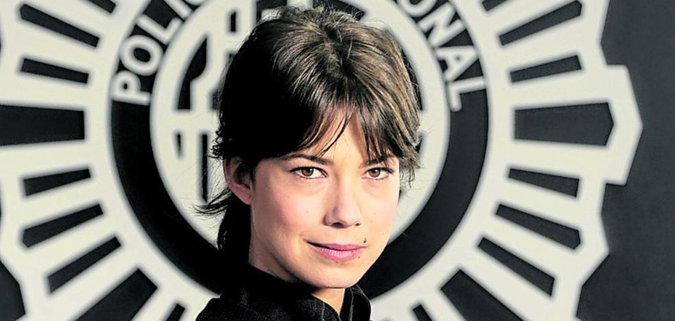 Andrea del Río: «La policía está feliz con el desarrollo de la serie»