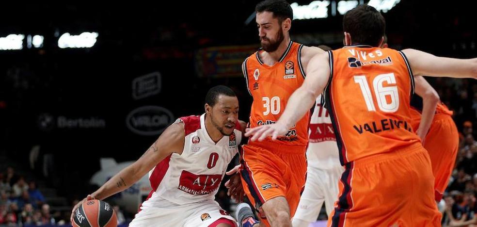 Los equipos españoles de Euroliga tendrán vacaciones en Navidad