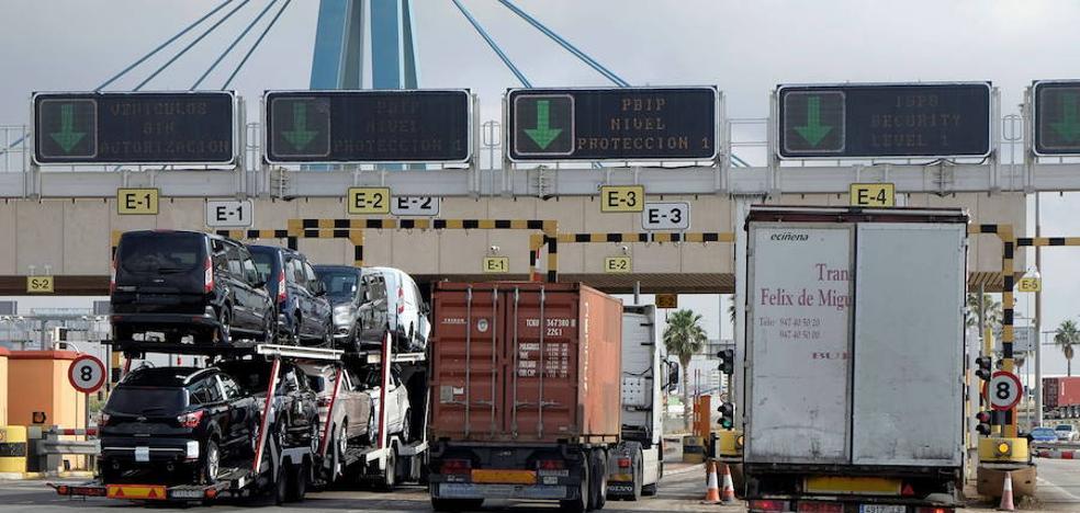 Un rodeo de 25 kilómetros para los camiones