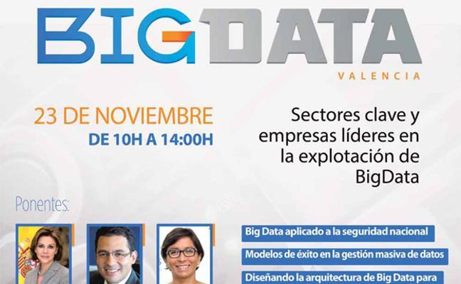 Congreso Big Data Valencia organizado por LAS PROVINCIAS