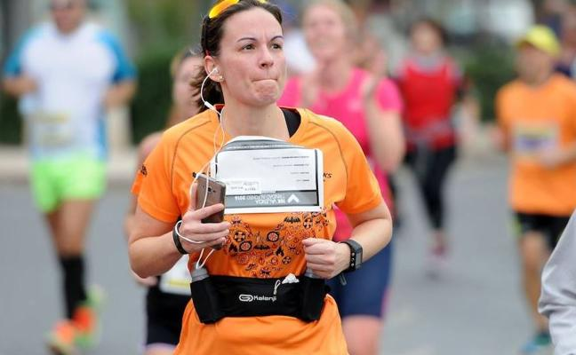 Siete consejos básicos para el que corre por primera vez el Maratón de Valencia