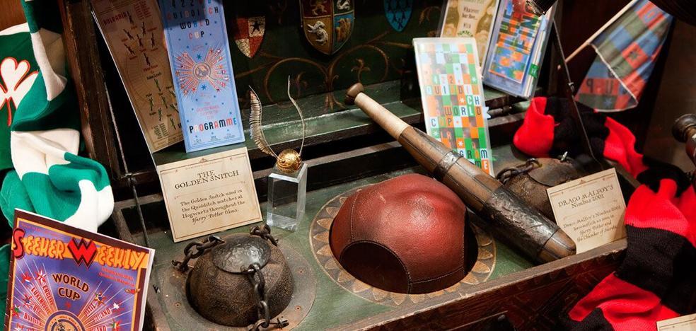 La exposición de Harry Potter levanta pasiones en España