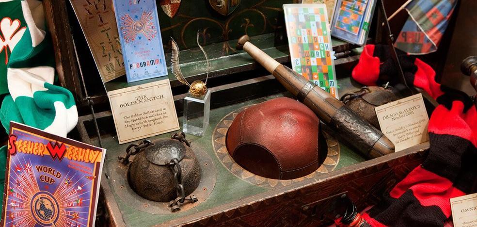 'Harry Potter: The Exhibition' se prorroga antes de empezar por la preventa