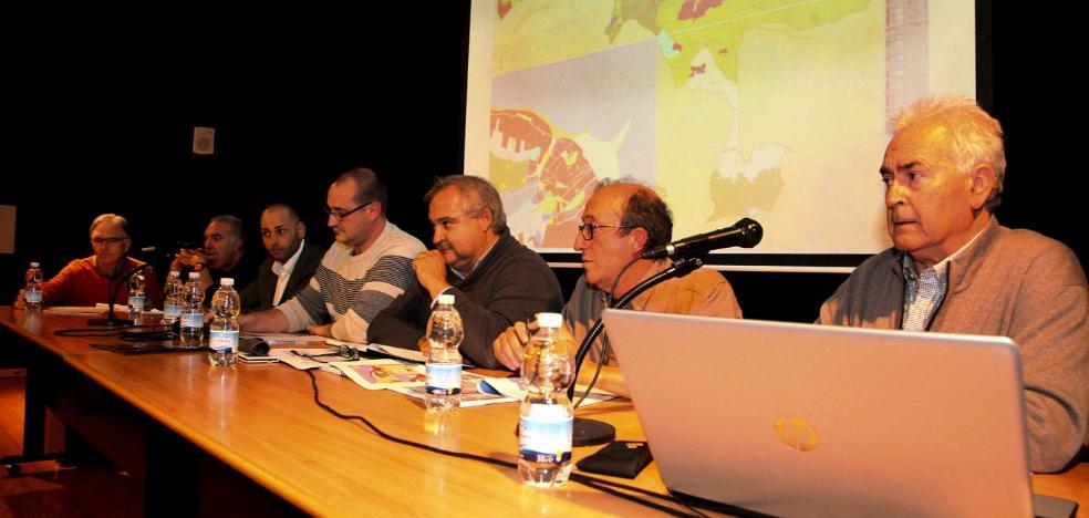 El jefe de la Oficina de Planificación remarca que el PGE no tendrá responsabilidad patrimonial