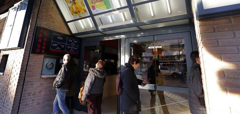 Los cines Aragó tiran la toalla y cierran tras dos años