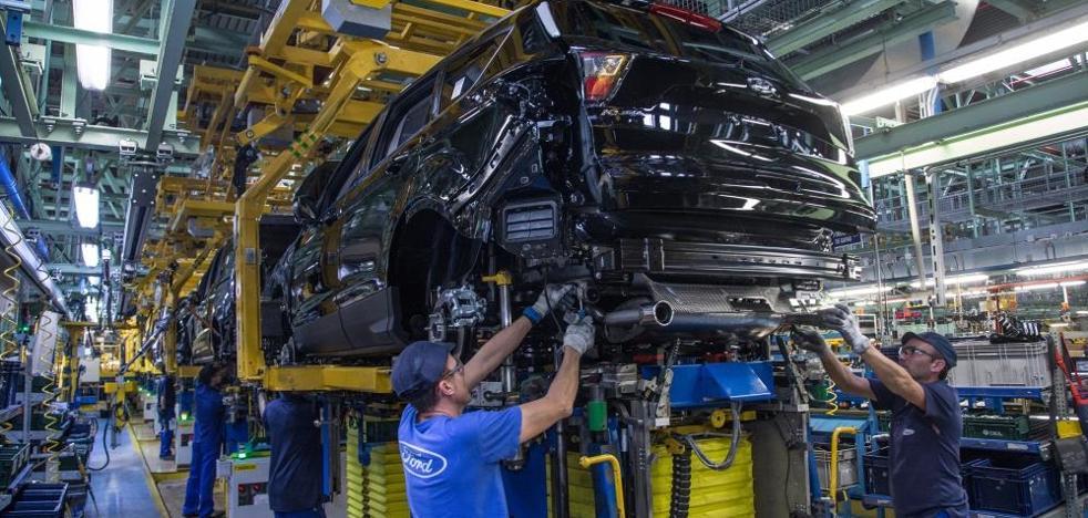 Ford fabricará el nuevo Kuga en Almussafes