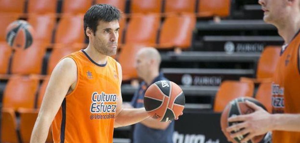 España desconvoca a los jugadores de la Euroliga para las ventanas