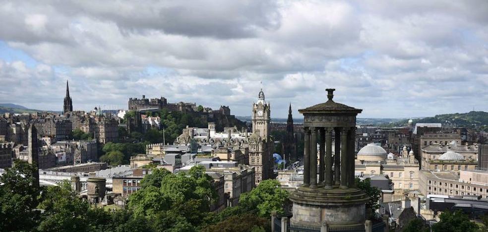 Escapada desde Valencia: tres días en Edimburgo