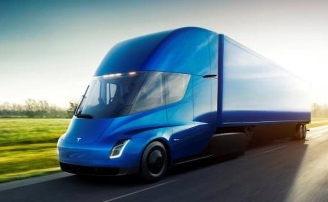 La bestia de Tesla: un camión de 0 a 100 km/h en 5 segundos