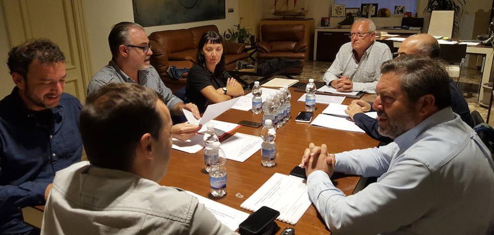 La Xarxa d'Alcaldes de la Marina Alta reclama a Fomento un informe sobre las alegaciones al proyecto del Tren de Costa