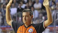 Muere en Murcia un árbitro que tenía que haber pitado un partido internacional